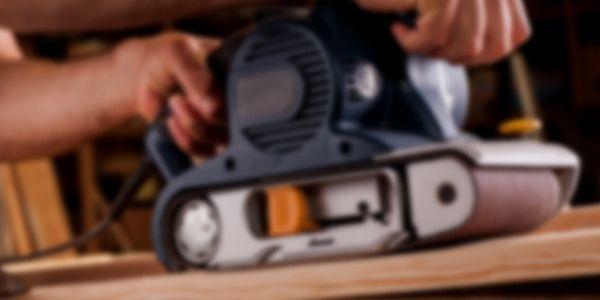 How to use a belt sander