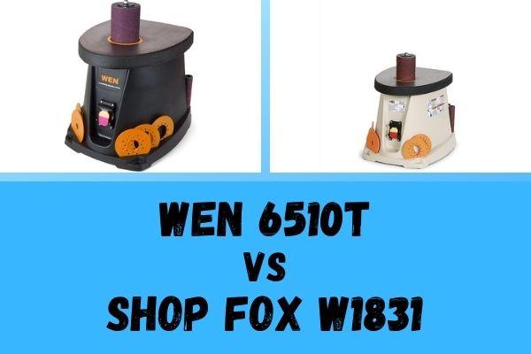Wen 6510T vs Shop Fox W1831