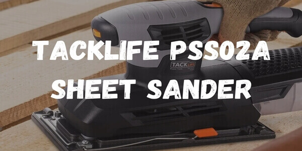 Tacklife PSS02A Sheet Sander