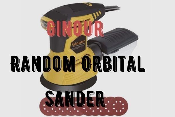 Ginour Random Orbital Sander