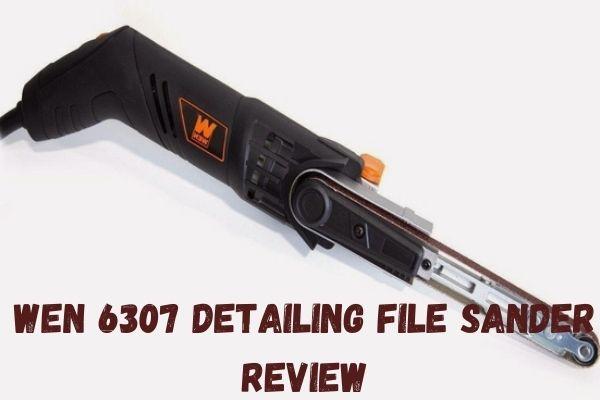 WEN 6307 Variable Speed Detailing File Sander